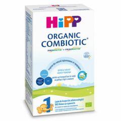 Hipp Organic Combiotic 1 мляко за малки деца 0-6М 300 гр