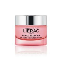 Lierac SupraRadiance Възстановяващозаряващ антиоксидантенгел-крем за нормална към смесена кожа 50 мл