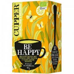 Био чай Щастие x20 бр Cupper
