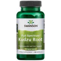 Swanson Kudzu Root Корен от Кудзу 500 мг х 60 капсули