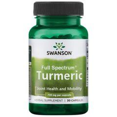 Swanson Turmeric Куркума 720 мг х 30 капсули