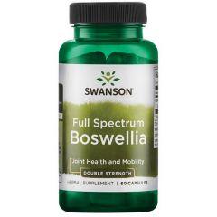 Swanson Boswellia Double Strength Босвелия двойна сила х 60 капсули