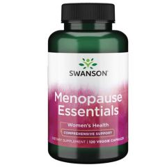 Swanson Menopause Essentials Добавка за менопауза х120 V капсули