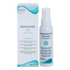 Synchroline Aknicare Spray Емулсия-спрей за гърди и гръб за акнеична кожа 100 мл