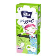 Bella for Teens Panty Relax Ежедневни дамски превръзки за тийнейджърки 20 бр