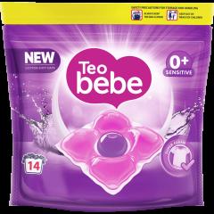 Teo bebe капсули за пране с екстракт от лавандула - опаковка 14 бр