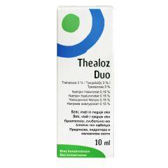 Thealoz Duo Kапки при сухота в очите 10 мл Laboratories THEA
