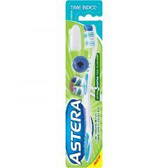 Astera Time Index Medium Четка за зъби Aroma