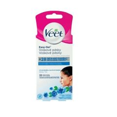 Veet Easy-Gelwax Депилиращи восъчни ленти за лице за чувствителна кожа 20 бр