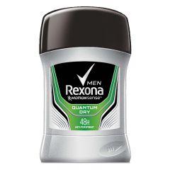 Rexona Men Quantum Dry Стик против изпотяване за мъже 50 мл