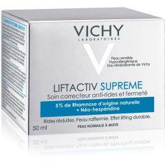 VichyLiftactivSupreme Крем против бръчки за нормална към комбинирана кожа 50 мл