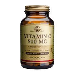 Solgar Vitamin C Витамин С за висок имунитет 500 мг х100 капсули