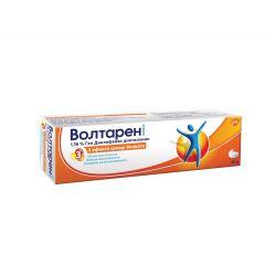 Волтарен Емулгел за лечение на болка, възпаление и оток при ставите и мускулите 1.16% х50 грама GlaxoSmithKline