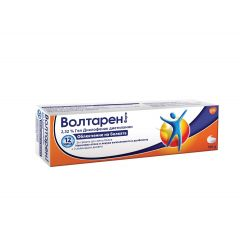 Волтарен Форте Гел Усилена формула за лечение на болка, възпаление и оток при ставите и мускулите 2.32% х150 грама GlaxoSmithKline
