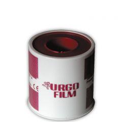 Urgo Urgofilm Прозрачен хипоалергенен лейкопласт 5 см х 5 м