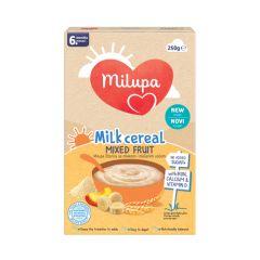 Milupa Млечна Плодова каша 6М+ 250 гр