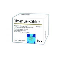 Тимус-Kьолер за силен имунитет 30 капсули Koehler Pharma