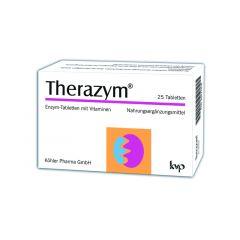Теразим с ензими и коензими 25 таблетки Koehler Pharma
