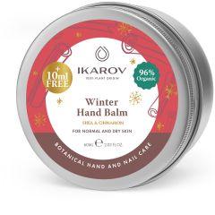 Ikarov Органичен балсам за ръце Зима за нормална и суха кожа 60 мл