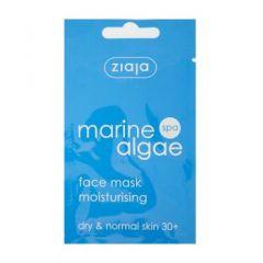Ziaja Face mask moisturising Жая Хидратираща маска за лице 30+ с морски водорасли 7 мл саше