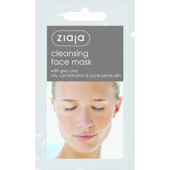 Ziaja Clеansing Face Mask Жая Почистваща маска за лице със сива глина саше 7 мл