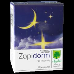 Magnalabs Zopidorm за поддържане на здравословния баланс на съня х10 капсули