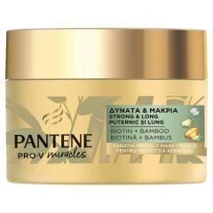 Pantene Pro-V Miracles Маска за здрава и дълга коса 160 мл