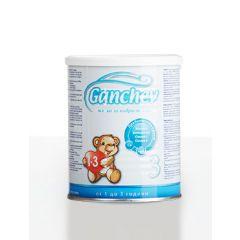 Ganchev Преходно мляко за подрастващи 3 пребиотичен ефект 1-3 г 400 гр