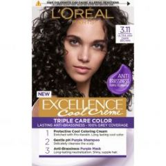 L'Оreal Excellence Creme Боя за коса 3.11 Ultra Ash Dark Brown