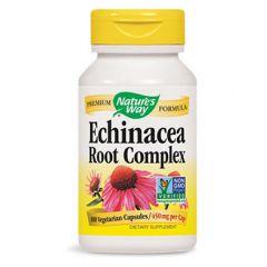 Nature's Way Echinacea Root Complex Ехинацеа комплекс корен за силен имунитет 450 мг х100 V капсули