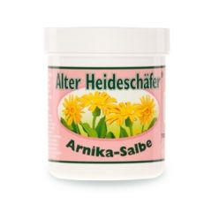 Asam Alter Heideschafer Билков мехлем с екстракт от арника 100 мл