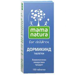 Mama Natura Дормикинд за деца при проблеми със съня x150 таблетки DHU