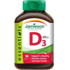 Jamieson Витамин D3 х 90 таблетки