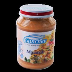 Ganchev Пюре мусака 4М+ 190 гр