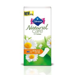 Libresse Natural Care Normal Ежедневни дамски превръзки х20 бр