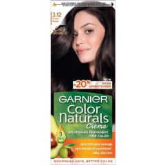 Garnier Color Naturals Трайна боя за коса, Cold  Browns 3.12 Frozen Brown
