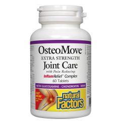 Natural Factors OsteoMove Joint Care грижа за ставите 1431 мг х 60 таблетки
