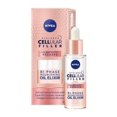 Nivea Cellular Elasticity Reshape Двуфазно подхранващо олио 30 мл