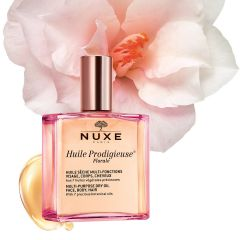 NuxeHuileProdigieuse Florale Мултифункционално флорално сухо олио 100 мл