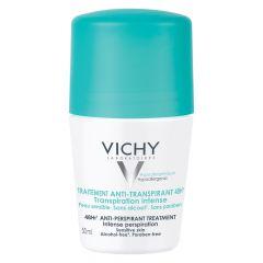 Vichy Дезодорант рол-онс 48 часа ефект против интензивноизпотяване 50 мл
