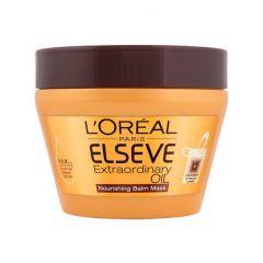 Elseve Extraordinary Oil Подхранваща маска за суха коса 300 мл