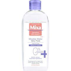 Mixa Very Pure Мицеларна вода за чувствителна кожа 400 мл
