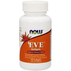 Now Foods EVE Мултивитамини за жени х 90 дражета