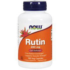 Now Foods Rutin Рутин 450 мг х 100 капсули