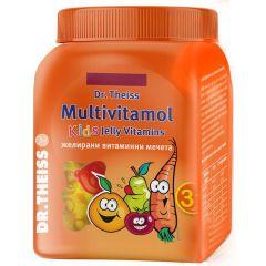 Dr. Theiss Multivitamol желирани мечета за деца х50 бр