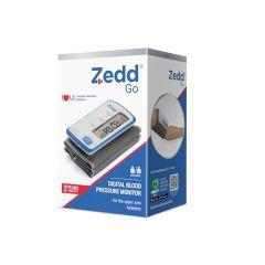 Електронен апарат за измерване на кръвно налягане над лакътя Zedd Go