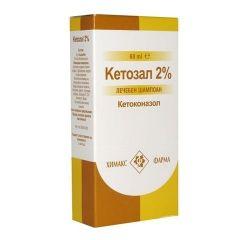 Кетозал шампоан 60 мл Chemax Pharma