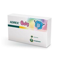Adirex Baby Адирекс Бебе с благоприятно действие върху стомашно-чревния тракт х6 сашета Neopharm