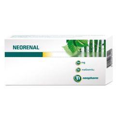 Neorenal Неоренал за здрава пикочно-полова и отделителна система 330 мг х30 таблетки Neopharm