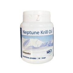 Herbamedica Neptune Krill Oil Масло от крил за сърдечно-съдовата система и ставите х30 таблетки
